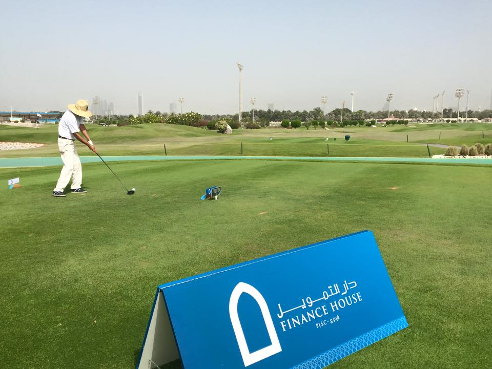 Finance House Sponsors Abu Dhabi City Golf Club Championship 2015