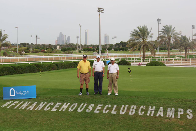 Finance House Holds its Third Golf Championship Tournament