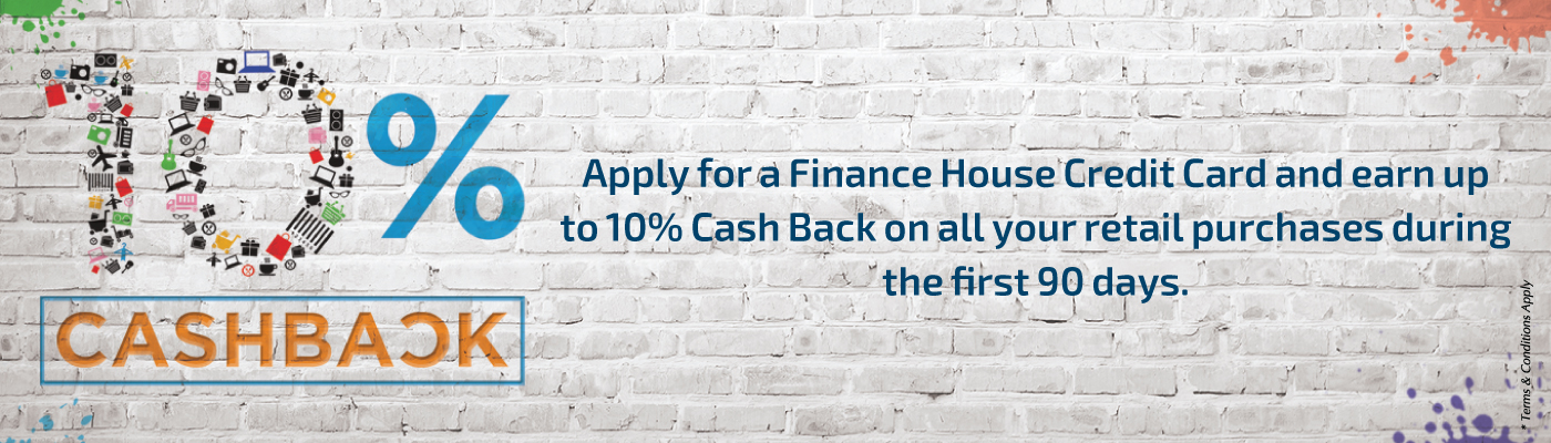 Earn 10% Cash Back