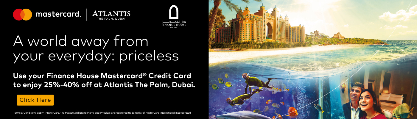 Enjoy 25% – 40% off Resort-Wide at Atlantis