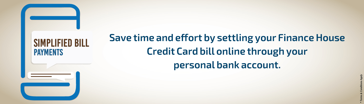 Simplified Bill Payments