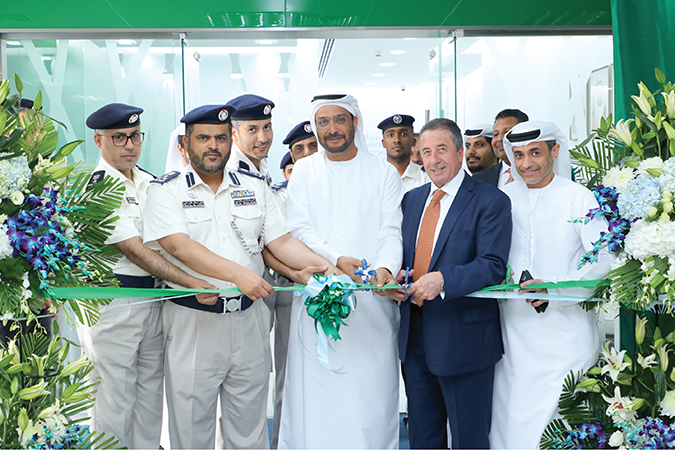 Finance House Insurance House Opens A New Branch At Traffic Patrol Directorate Al Muroor Street Abu Dhabi