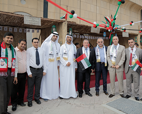 Finance House Celebrates the UAE's 47th National Day