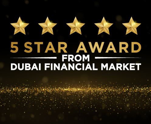 Finance House Securities receives the 5 Star Award from Dubai Financial Market