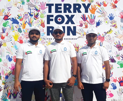 Finance House participates in Terry Fox 2019